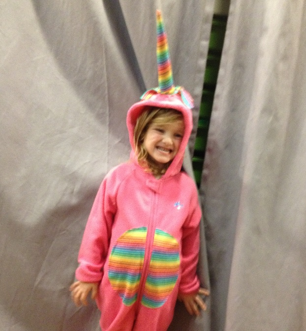 unicorn diy costume halloween rainbow make